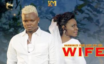 VIDEO: Harmonize Ft. Lady JayDee - Wife Mp4 Download