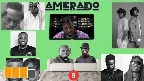 Amerado - Yeete Nsem Ft. Lilwin, Sarkodie, Shatta Wale Mp3 Audio Download