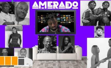 Amerado - Yeete Nsem Ft. Wendy Shay, DopeNation, Kuami Eugene Mp3 Audio Download