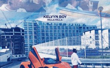 Kelvyn Boy - Killa Killa Mp3 Audio Download