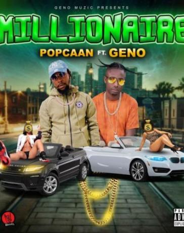 Popcaan - Millionaire Ft. Geno Mp3 Audio Download