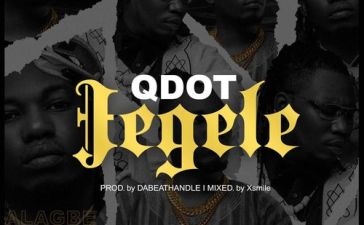 Qdot - Jegele Mp3 Audio Download