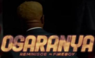 VIDEO: Reminisce Ft. Fireboy DML - Ogaranya Mp4 Download