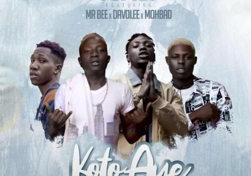 Tsalt Ft. Mr Bee, DavoLee & Mohbad - Koto Aye Vol. 2 (Evil Dungeon) Mp3 Audio Download