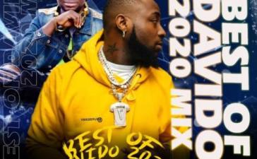 DJ Maff - Best Of Davido 2020 Mix (Mixtape) Mp3 Audio Download