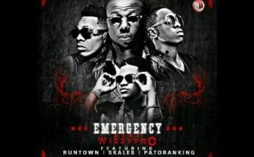 Runtown - Emergency Ft. Wizzy Pro, Skales, Patoranking Mp3 Audio Download