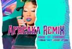 Victoria Kimani & FKI 1st - Afreaka (Remix) Ft. Stonebwoy Mp3 Audio Download