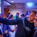 Buhari Hails Joshua Following Victory Over Pulev