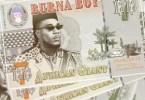 Burna Boy - Different Ft. Damian Marley & Angelique Kidjo Mp3 Audio Download