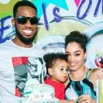'Their carelessness made them lose their child' – Troll reacts to Dbanj's family photoshoot for Christmas