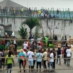 Police Captured 4 Prisoners Who Escaped From Edo Prison During Endsars Protest