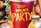 Teejay - Want Party