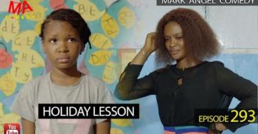 Mark Angel Comedy - Holiday Lesson (Video)