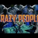 VIDEO: Darkovibes – Crazy People