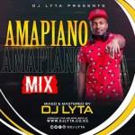 [Mixtape] DJ Lyta – Amapiano Mix 2021