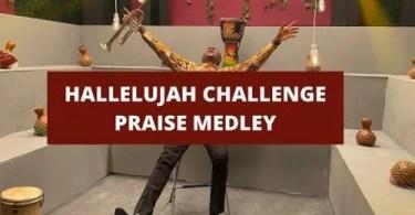 Nathaniel Bassey - Hallelujah Challenge Praise Medley