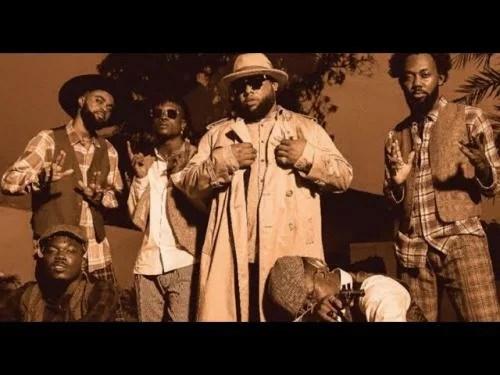 VIDEO: D-Black Ft. Kofi Jamar, Camidoh, Dead Peepol, Quamina MP - Kontrol