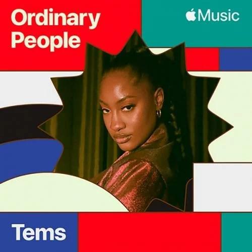 Tems - Ordinary People (John Legend Cover)