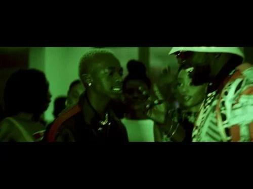 VIDEO: Ciza & DJ Maphorisa Ft. Madumane - Bank Notification