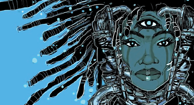 Afrofuturism is not for Africans living in Africa' | Mohale Mashigo