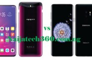 Oppo Find X vs Samsung Galaxy S9 Plus 13