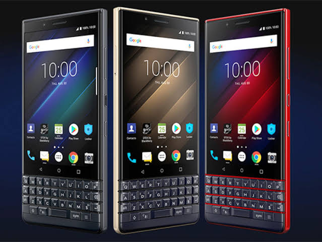 BlackBerry Key2 LE specs and price in Nigeria