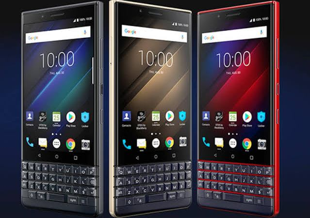 BlackBerry Key2 LE specs and price in Nigeria