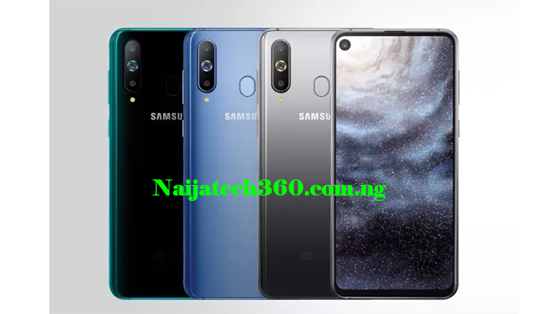Samsung First smartphone with Infinity-O Hole