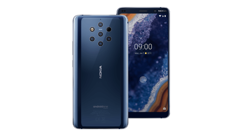Nokia 9 PureView Review: The world's first smartphone with five camera setup