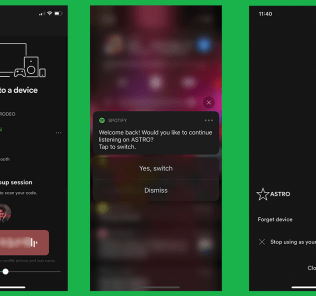 Spotify Testing New Nearby Device Feature 40
