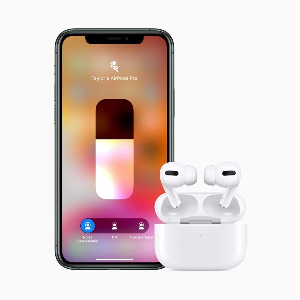 Apple Airpods Pro: Glossy finish 30