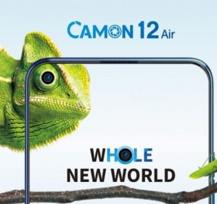 Tecno Camon 12 Air: Hands on 26