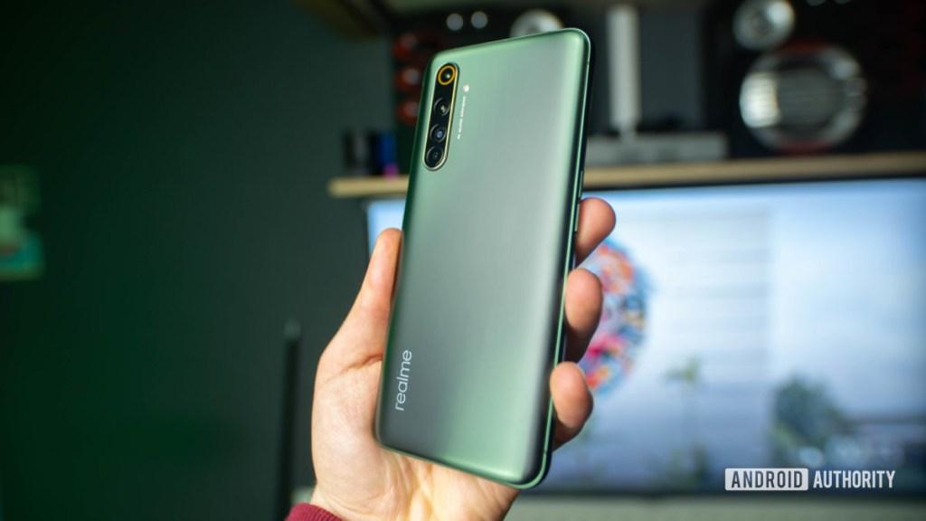 Realme X50 PRO 5G: Realme first big guy smartphone 45