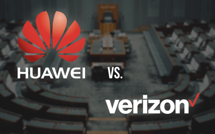 Huawei filed a lawsuit against US Verizon for patent violation 44
