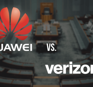 Huawei filed a lawsuit against US Verizon for patent violation 47