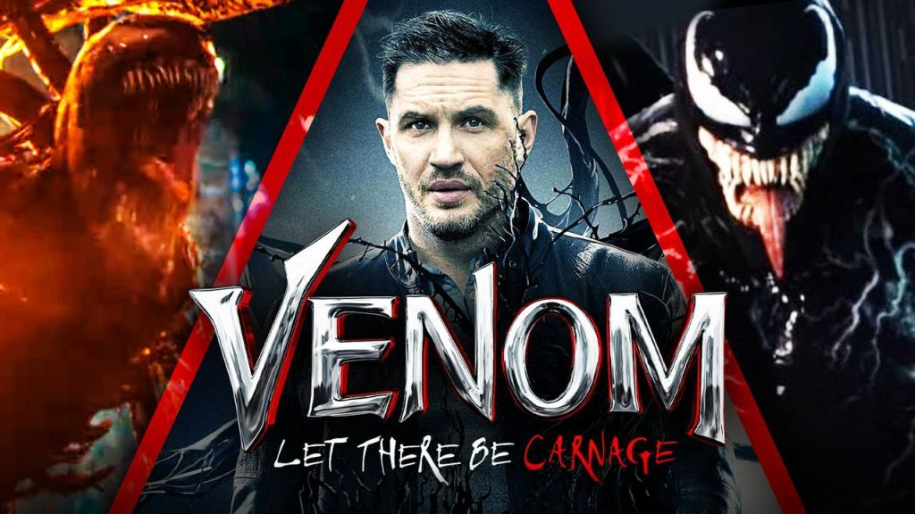 Watch Venom 2 trailer #VenomLetThereBeCarnage 2021 3