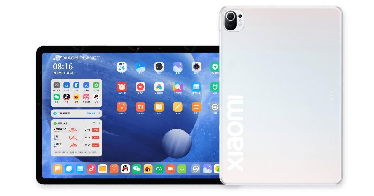 Xiaomi Mi Pad 5 certified with huge 8,520 mAh battery 1
