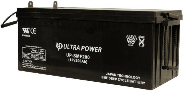 SMF Deep Cycle Battery Image