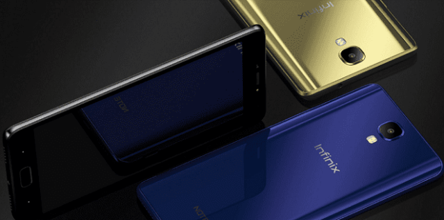 Infinix Note 4 5.7-inch Phablet