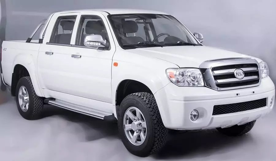 Innoson Carrier double cabin Pickup Truck