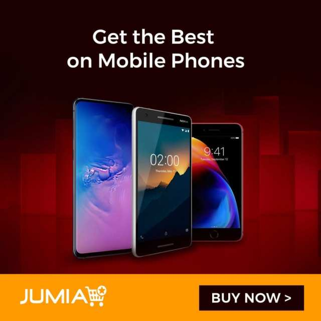 All the Best Deals on Smartphones from Jumia