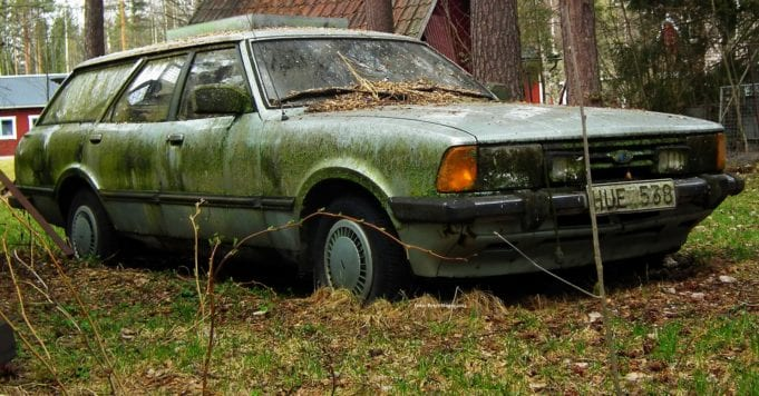Don't Waste Your Junk Cars – You Can Sell It