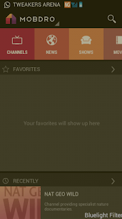 How To Watch Live TV on Your Android Phone - CNN, NATGEOWILD AND MORE 2