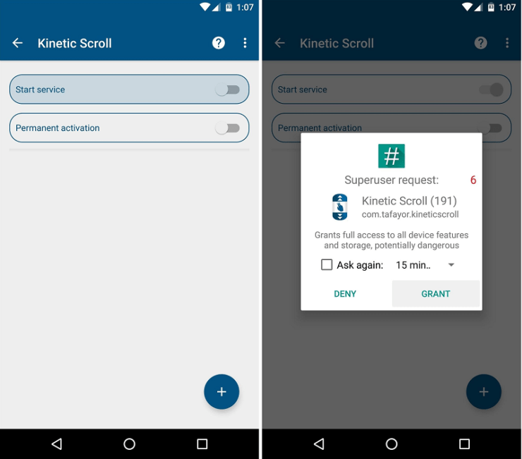 How To Use Automatic Scrolling On Your Android Phone 2