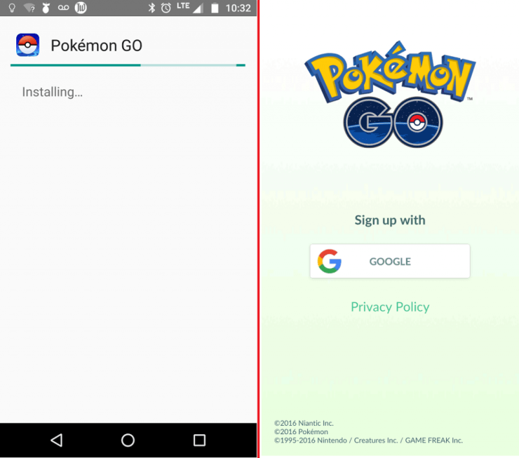 Download Pokémon Go Apk On Your Android Phone 3
