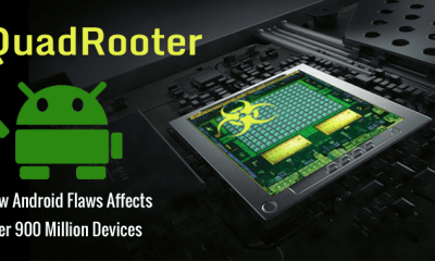 QuadRooter Malware -  About 900 Million Android Devices Affected 8