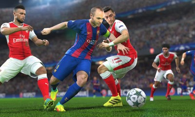 How To Play PES 2018 and 2017 in HD on any Computer Without Having 512MB VRAM 20