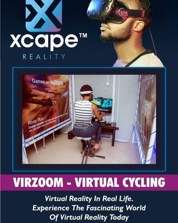 Get An Opportunity To Visit XCAPEREALITY - Nigeria's First VR GAMING Center 6
