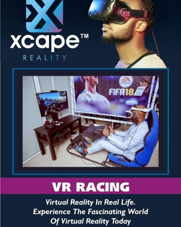 Get An Opportunity To Visit XCAPEREALITY - Nigeria's First VR GAMING Center 5