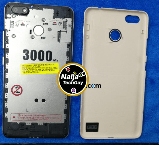 Exclusive : This May Be The First Phone Tecno Launches In 2018- See Leaked Specs And Photos 4